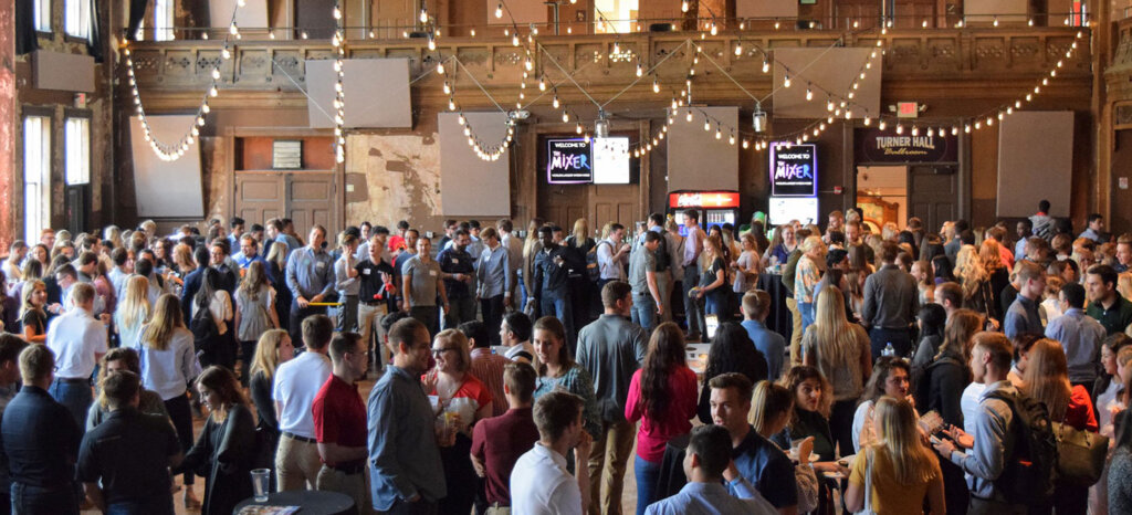 Intern Talent Community Event hosted by NEWaukee in Milwaukee